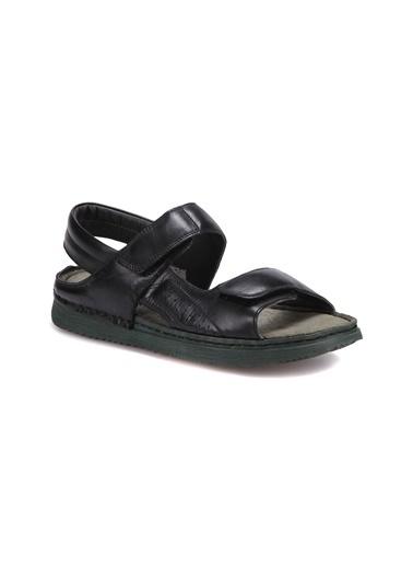 Freemood Sandalet Siyah